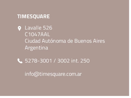 timesquare datos